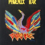 Pheonix Bar (acrylic on board) 76x61cm  2 SOLD